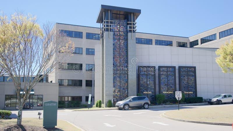 Baptist Hospital Chapel, Memphis Tennessee imágenes de archivo libres de regalías
