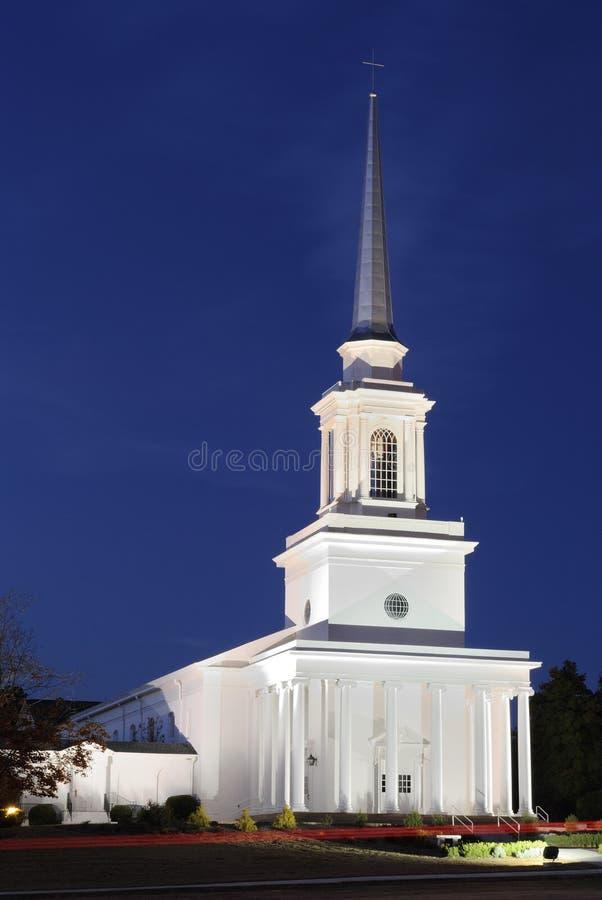 Baptistenkirche lizenzfreies stockbild