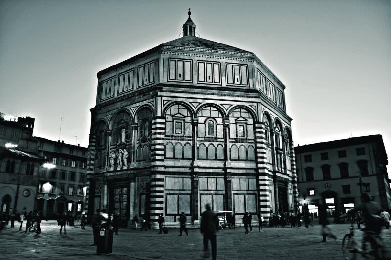 Baptisterium von Johannes lizenzfreie stockfotografie