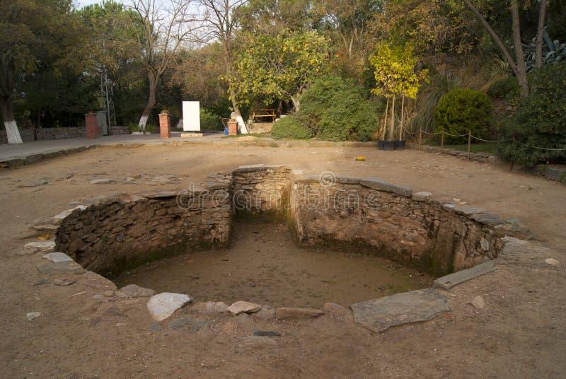 baptistery fotos de stock