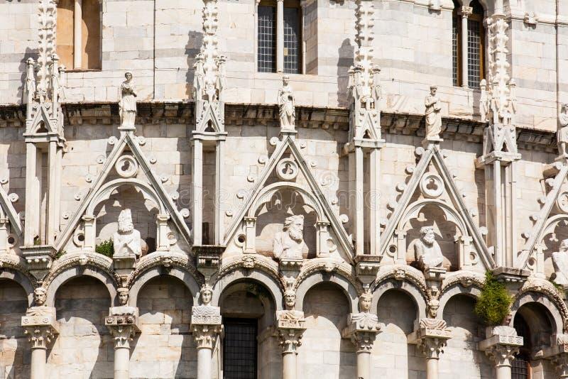 Baptistery de Pisa de St John imagem de stock royalty free