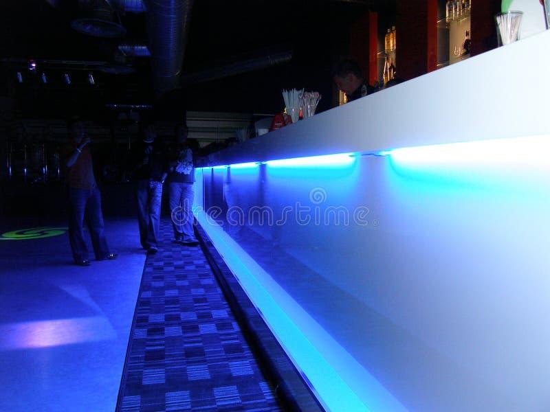 At the bar royalty free stock photo