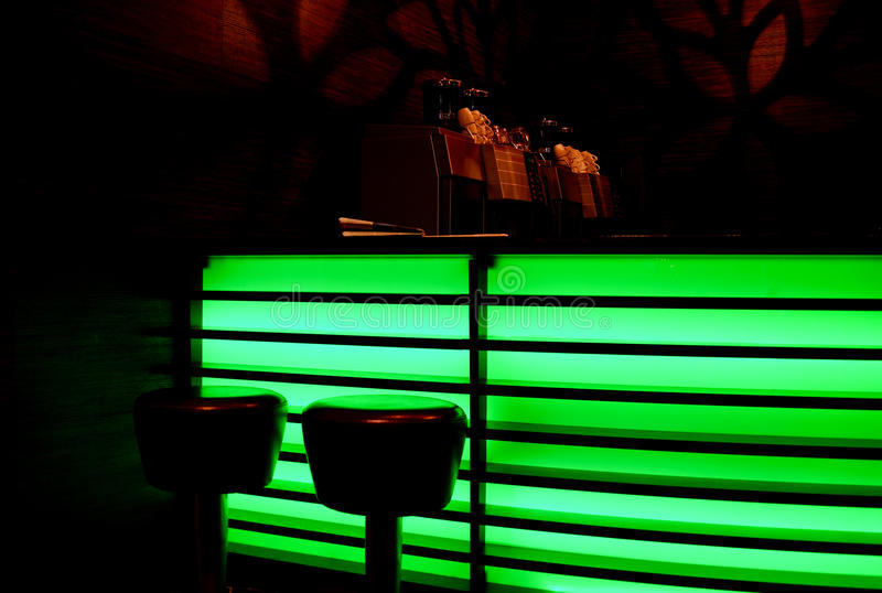 Download Bar stock photo. Image of neon, club, cafe, coffeeshop - 22503860