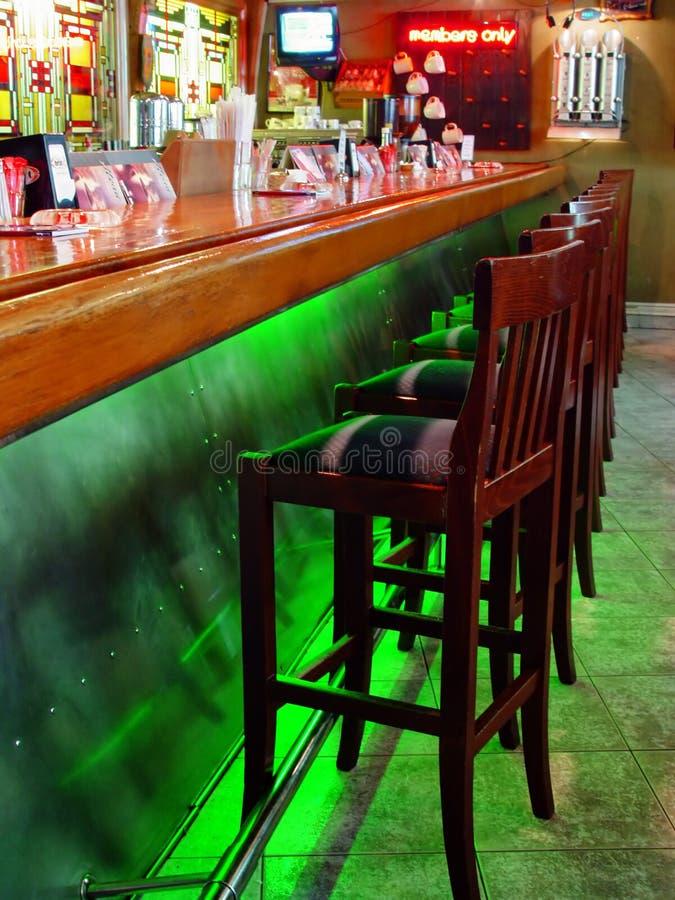 Download Bar stock image. Image of counter, seat, rack, interior - 306193