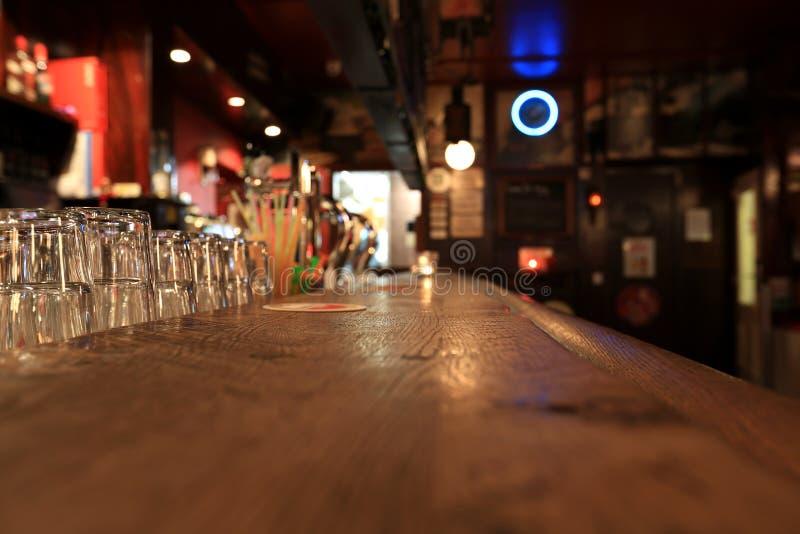 Bar image stock