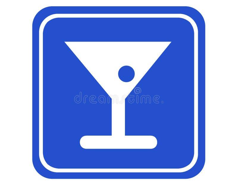 Bar illustration stock