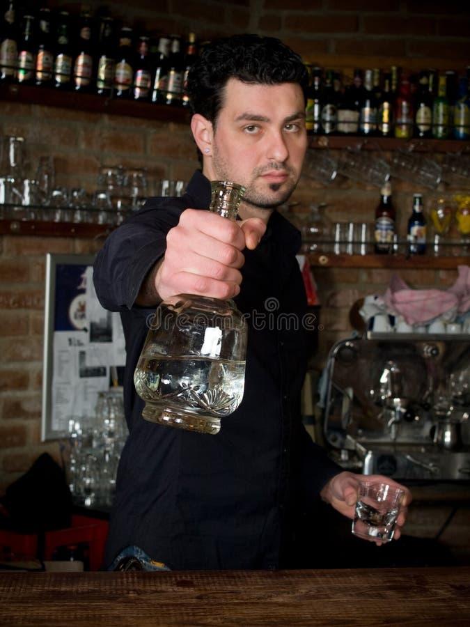 In bar stock afbeelding