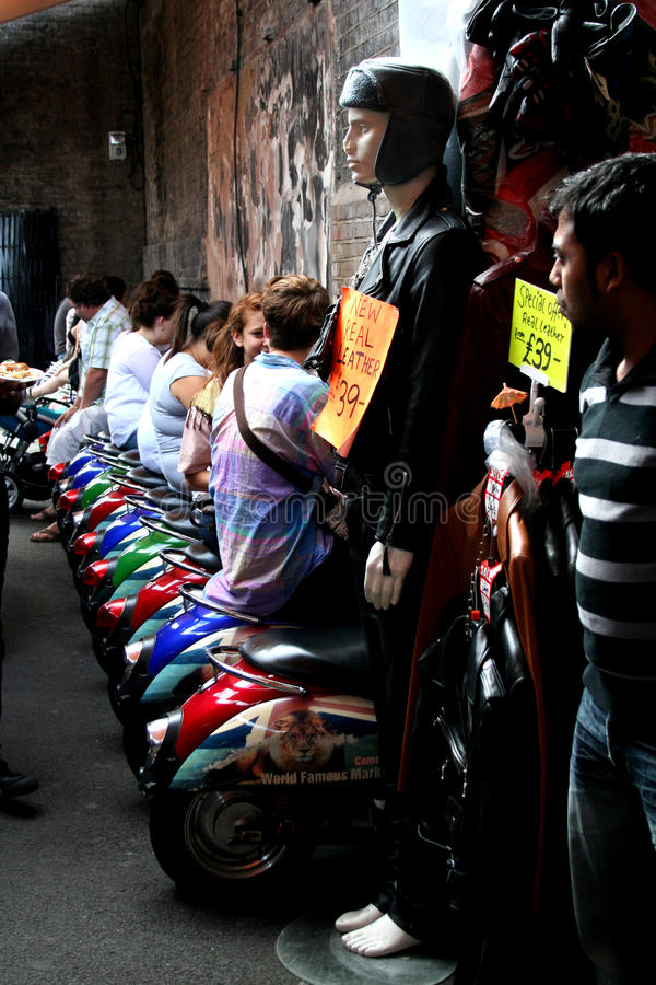 Download Bar In Camden Market, London Editorial Photography - Image: 22995952