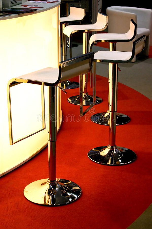 Download Bar Chairs stock photo. Image of martini, classy, entertainment - 6590442