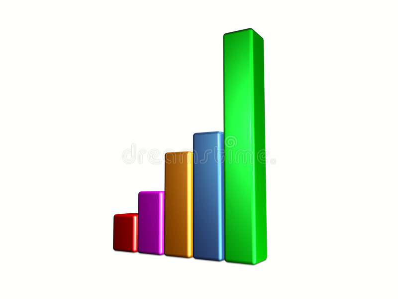 Download Bar Chart stock illustration. Illustration of chart, analyst - 2901451