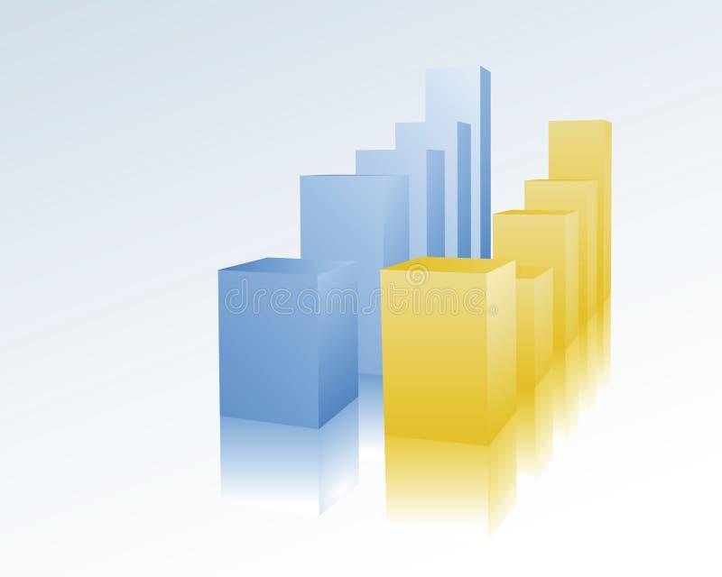 Bar Chart Stock Image