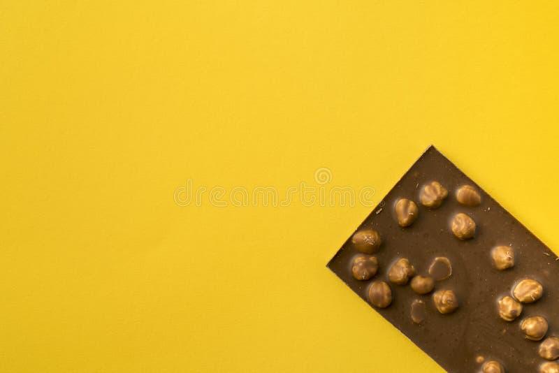 bar chokladmuttrar royaltyfri foto