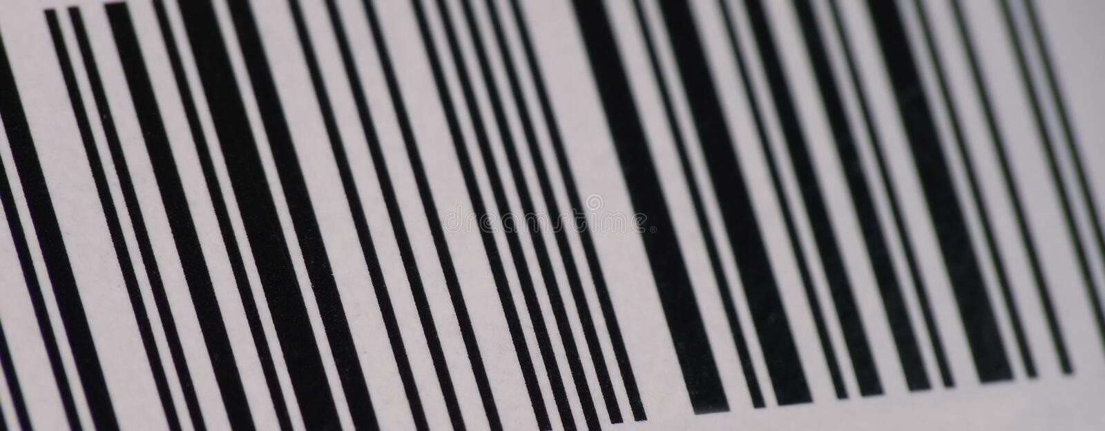 Download Bar code stock image. Image of coding, close, code, identification - 12204793