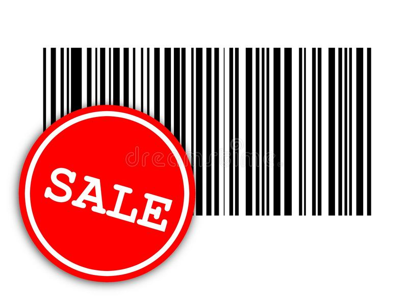 Download Bar Code stock illustration. Image of identification - 23527967