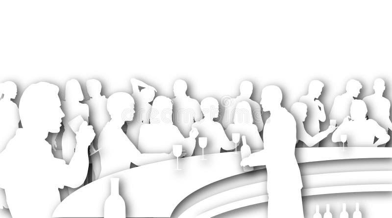 Download Bar Cutout Stock Photography - Image: 20065652