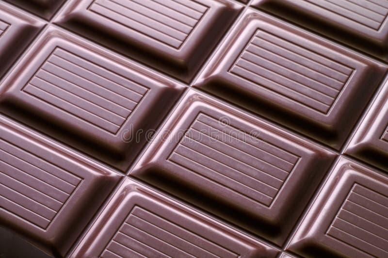 Bar de chocolat images libres de droits