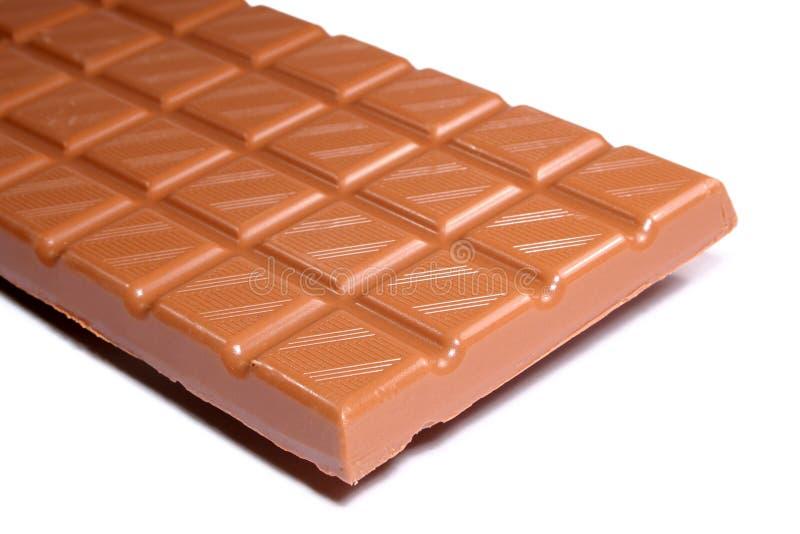 Bar de chocolat image stock
