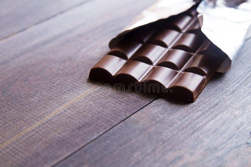 Download Bar de chocolat foncé photo stock. Image du milieux, antioxydant - 77156146