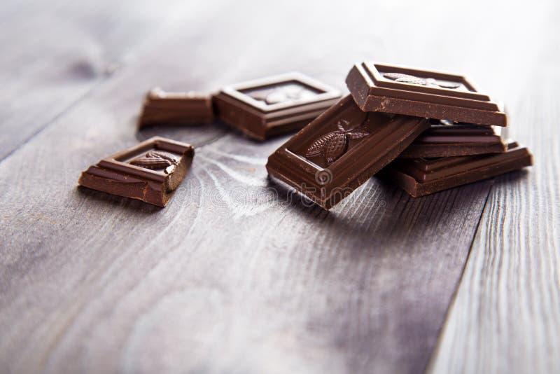 Download Bar de chocolat foncé image stock. Image du antioxydant - 77156799