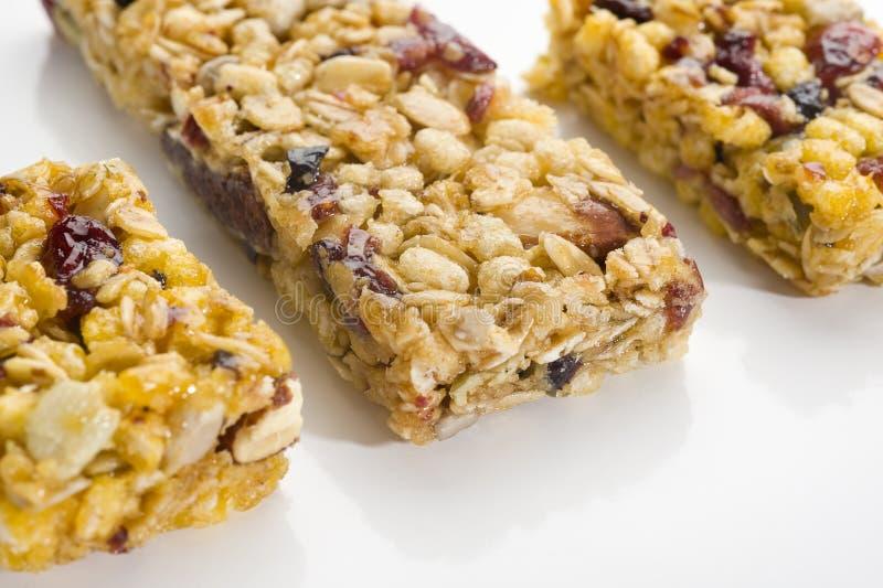 Bar de granola images libres de droits