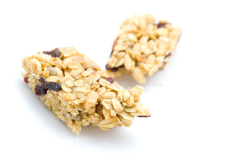Bar de granola. photo libre de droits