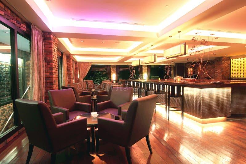 Bar de salon photos stock