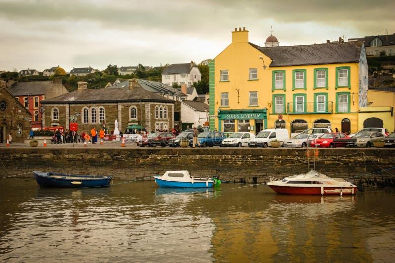Bar du ` s de Murphy Youghal l'irlande photos stock