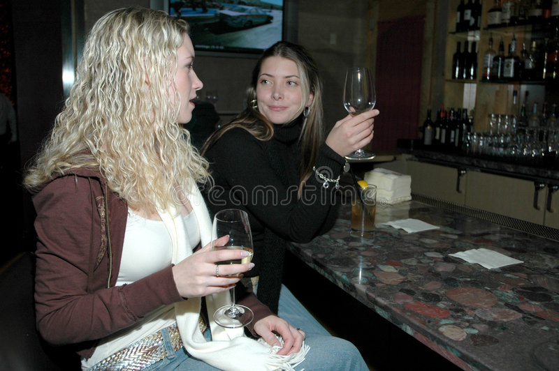 Bar Gossip stock images