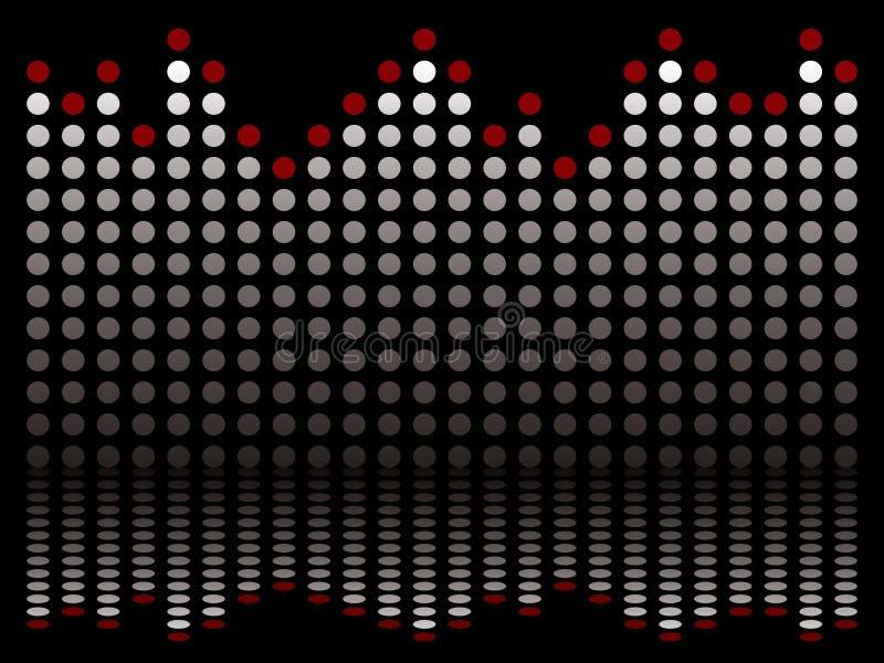 Download Bar graphical blk stock vector. Illustration of digital - 2713198