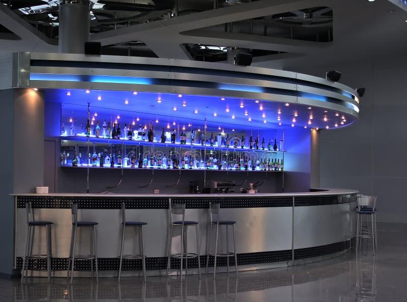 Bar intérieur photo stock