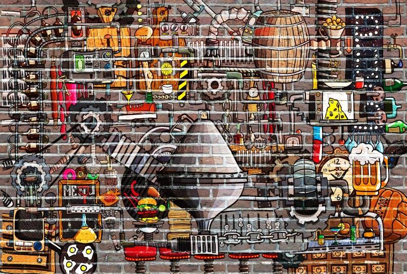 Bar, Kneipe lizenzfreies stockfoto