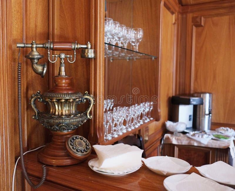 Bar lub restauracja zdjęcie stock