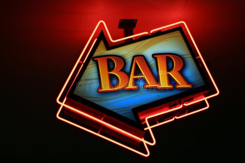 Download Bar neon lights stock photo. Image of beer, casino, drink - 1334774