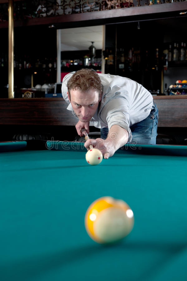 Download Bar pool stock image. Image of green, sports, cloth, cushion - 17433419