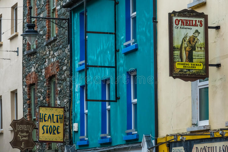 Bar, pubs and shop signs royalty free stock images