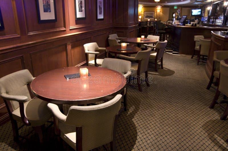 bar restaurant royalty free stock photos
