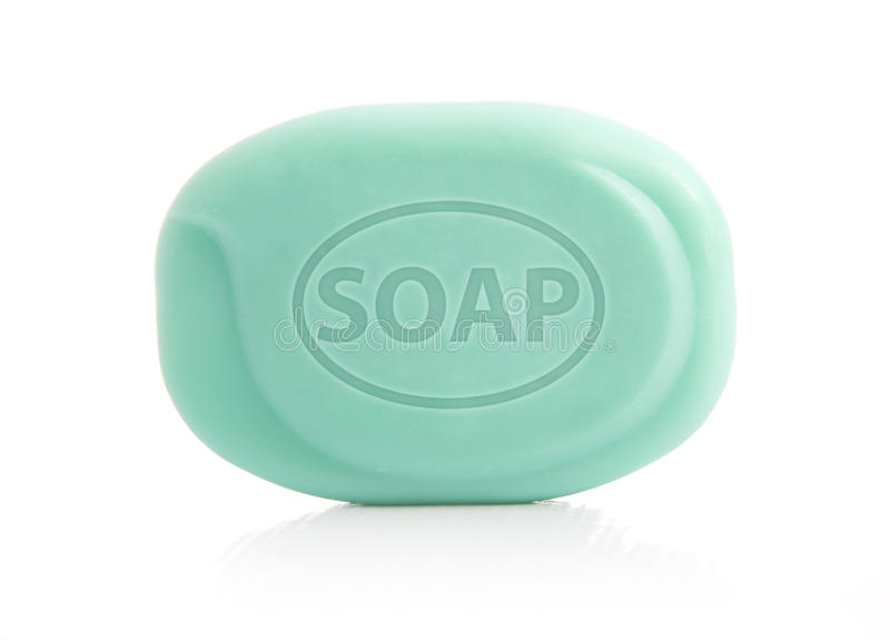 Bar of Soap stock image