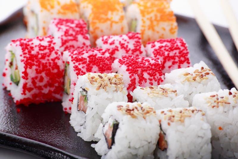 bar sushi obraz stock
