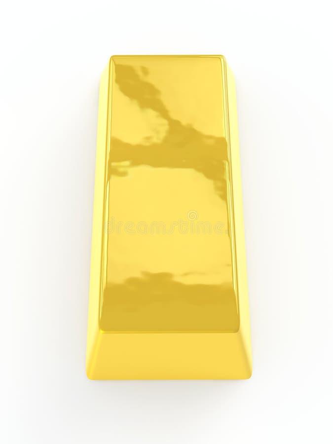 bar złoto ilustracji
