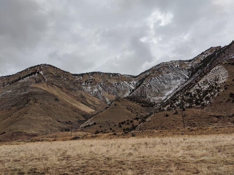 Bara en bild av Rockies royaltyfria foton