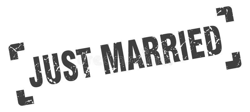 bara gift st?mpel vektor illustrationer