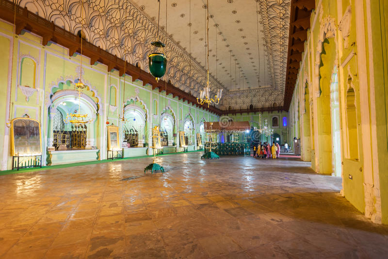 Bara Imambara,勒克瑙 库存照片