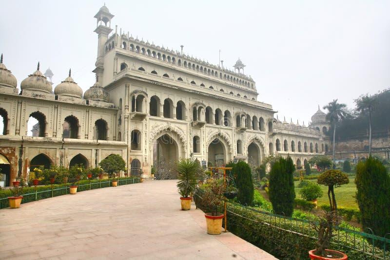 Bara Imambara комплекс imambara в Лакхнау, Индии стоковые фотографии rf
