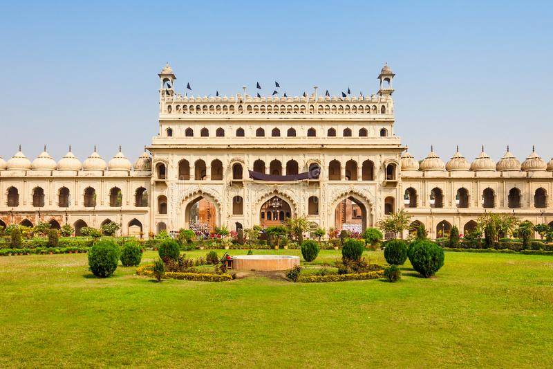 Bara Imambara, Lucknow. Bara Imambara is a complex in Lucknow, Uttar Pradesh in India. It is also called the Asafi Imambara royalty free stock photography
