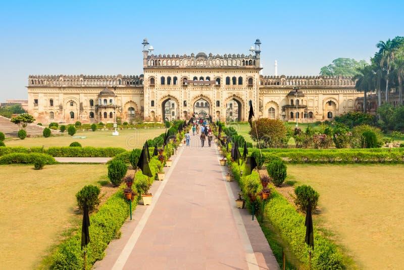 Bara Imambara, Lucknow immagine stock libera da diritti
