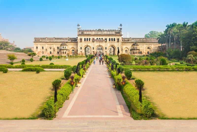 Bara Imambara, Lucknow imagem de stock royalty free