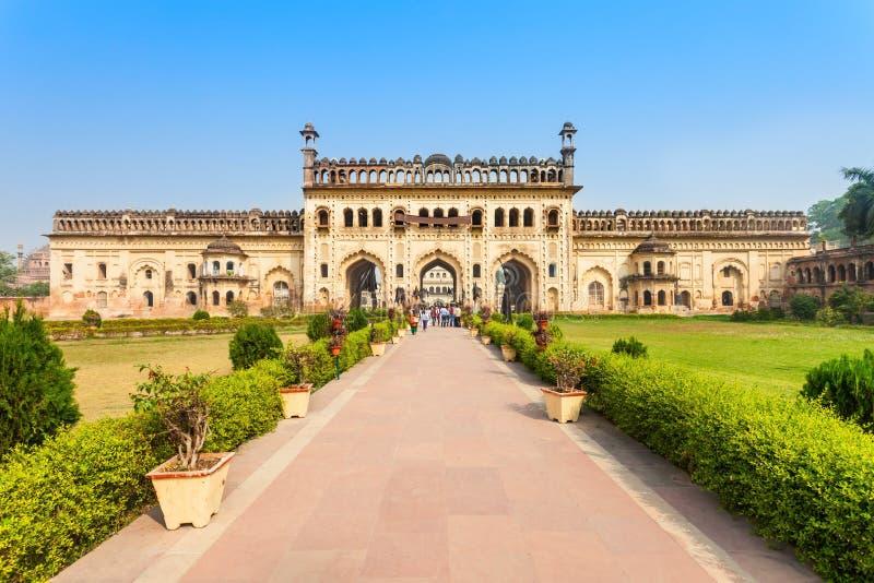 Bara Imambara, Lucknow imagens de stock