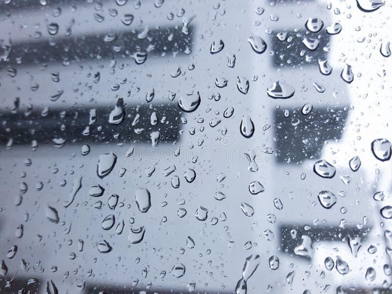 Bara på att regna dag royaltyfria foton