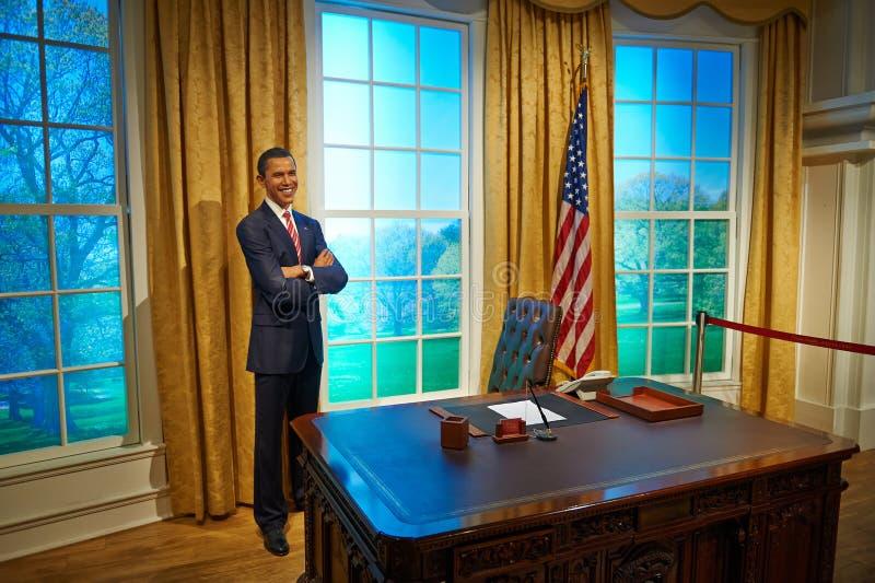 Barack Χουσεΐν Obama ΙΙ στοκ εικόνες με δικαίωμα ελεύθερης χρήσης