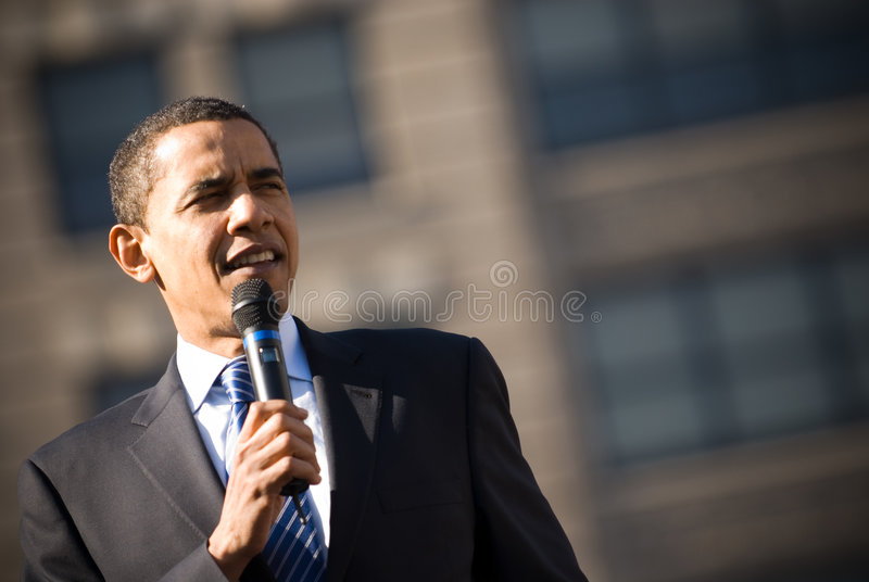 Barack Obama 12 stockbilder